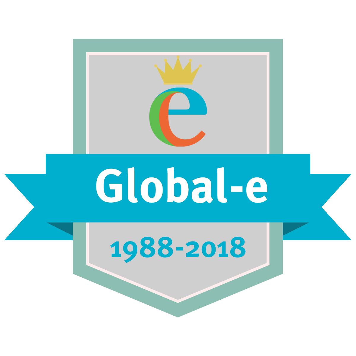30 jaar Global-e